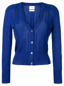 Barrie classic slim-fit cardigan - Blue