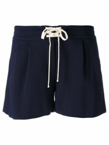 Mr & Mrs Italy casual shorts - Blue