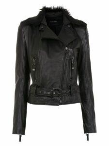 Tufi Duek leather jacket - Black