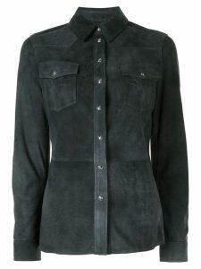 Desa 1972 Western shirt - Grey