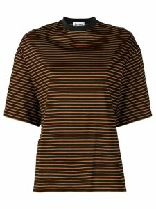 Études Hustle short-sleeve T-shirt - Black
