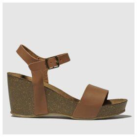 Schuh Tan Gorgie Gayle 2 Low Heels
