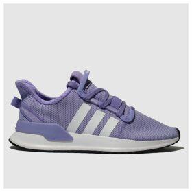 Adidas Purple U_path Trainers