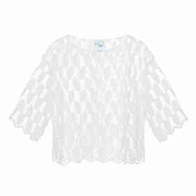 Boo Pala London Leaf Blouse