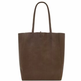Riona Treacy - Vegan Leather Crocodile Mini Skirt