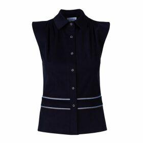 Acephala - Vest Top black