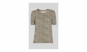 Mini Leopard Rosa TShirt