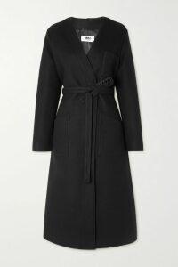 Prada - Silk-blend Satin Shorts - Brown