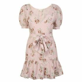 LoveshackFancy Lena Bow Dress