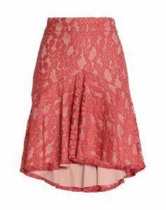 ALEXIS SKIRTS Knee length skirts Women on YOOX.COM