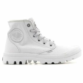Palladium  Mono Chrome 73089-029-M  women's Shoes (High-top Trainers) in Grey