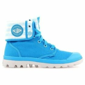Palladium  Wmns  Baggy Lite CVS 93401-435  women's Shoes (High-top Trainers) in Blue