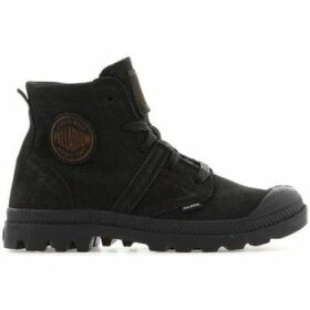 Palladium  Pallabrouse CML 95137-060-M  women's Shoes (High-top Trainers) in Black