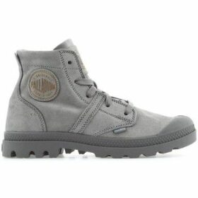 Palladium  Pallabrouse CML 95137-075-M  women's Shoes (High-top Trainers) in Grey