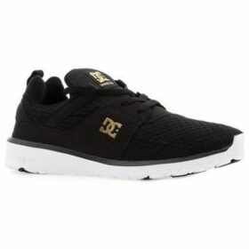 DC Shoes  DC Heathrow SE ADJS700022-BG3  women's Shoes (Trainers) in Black