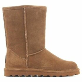 Bearpaw  Elle Short 1962W Hickory II  women's Snow boots in Brown