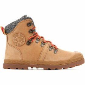 Palladium  Pallabrouse Hikr 95140-278  women's Mid Boots in Brown