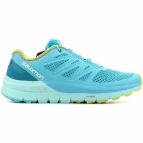 Salomon  Sense Pro Max W 400701  women's Shoes (Trainers) in Blue