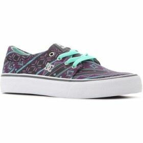 DC Shoes  DC Trase TX ADBS 300104 GP3  women's Shoes (Trainers) in Multicolour