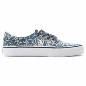 DC Shoes  DC Trase TX SE ADJS300080-DNM  women's Shoes (Trainers) in Blue
