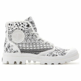 Palladium  Pampa Hi 95752-916-M  women's Shoes (High-top Trainers) in Multicolour