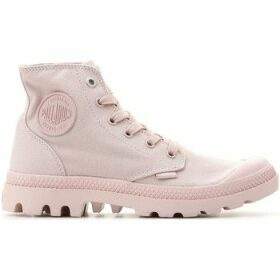 Palladium  Pampa Hi Mono 73089-638-M  women's Shoes (High-top Trainers) in Pink