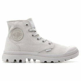 Palladium  Pampa Hi Mono 73089-056-M  women's Shoes (High-top Trainers) in Grey