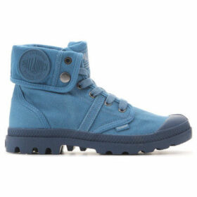 Palladium  Baggy 92478-403-M  women's Shoes (High-top Trainers) in Blue