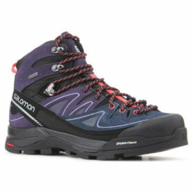 Salomon  Trekking shoes  X Alp MID LTR GTX W 391947  women's Shoes (High-top Trainers) in Multicolour