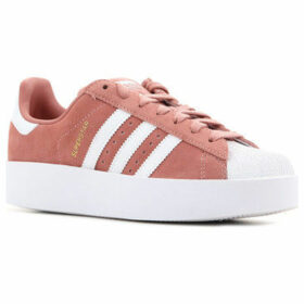 adidas  Adidas Superstar Bold CQ2827  women's Shoes (Trainers) in Pink