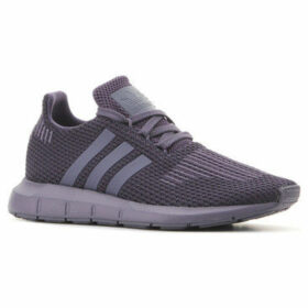 adidas  Adidas Swift Run W CQ2022  women's Shoes (Trainers) in Blue