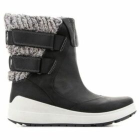 Ecco  Noyce Black 834613 02001  women's Snow boots in Black