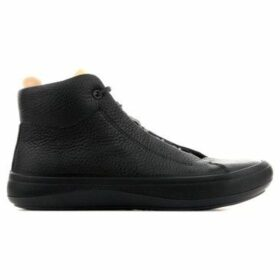 Ecco  Kinhin Black 431013 50706  women's Shoes (High-top Trainers) in Black
