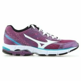 Mizuno  Wave Connect W J1GD144805  women's Shoes (Trainers) in Blue