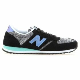 New Balance  WL420KIC  women's Shoes (Trainers) in Black