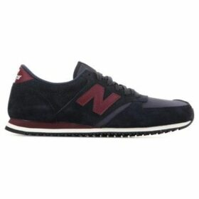 New Balance  U420PNB  women's Shoes (Trainers) in Blue