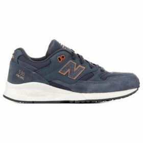 New Balance  Wmns W530EAA  women's Shoes (Trainers) in Blue