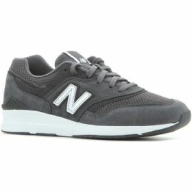 New Balance  WL697SHC  women's Shoes (Trainers) in Black