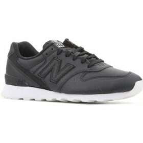 New Balance  WR996SRB  women's Shoes (Trainers) in Black