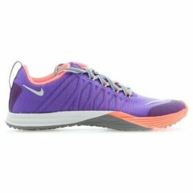 Nike  WMNS  Lunar Cross Element 653528-500  women's Shoes (Trainers) in Blue