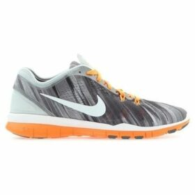 Nike  FREE 5.0 TR FIT 704695-801  women's Shoes (Trainers) in Grey