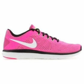 Nike  Wmns  Flex 2016 RN 830751-600  women's Shoes (Trainers) in Pink