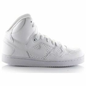 Nike  Son Of Force Mid 615158-109  women's Shoes (High-top Trainers) in White