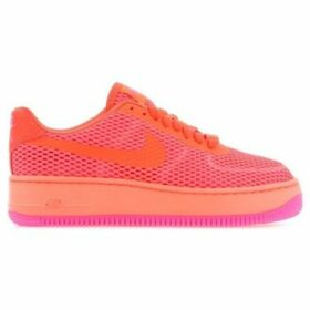 Nike  WMNS  W AF1 Low Upstep BR 833123-800  women's Shoes (Trainers) in Orange