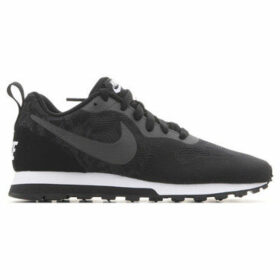 Nike  MD Runner 902858 001  women's Shoes (Trainers) in Black