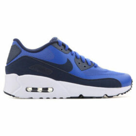 Nike  Air Max 90 Ultra 2.0 (GS) 869950 401  women's Shoes (Trainers) in Blue