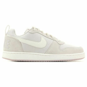Nike  W  Court Borough Low Prem 861533 101  women's Shoes (Trainers) in Grey