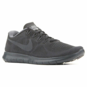 Nike  Wmns  Free RN 880840 003  women's Shoes (Trainers) in Black