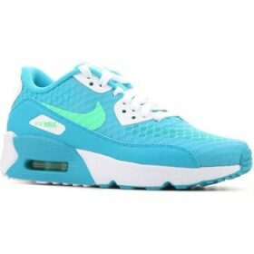 Nike  Air Max 90 Ultra 2.0 BR (GS) 881923 400  women's Shoes (Trainers) in Blue