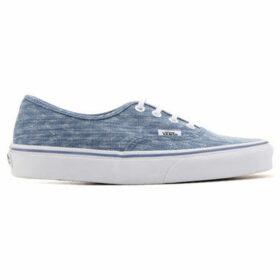 Vans  Authentic VN-0 0AIGGZ  women's Shoes (Trainers) in Blue